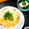 しょう油ピラフ&豆腐ホワイトソースのあっさり和風ドリア