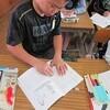 4年生:国語 福祉体験のレポートづくり