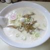 【今週のラーメン1256】 ラーメン万福 (東京・高円寺) 牛乳ラーメン