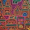 パナマの民芸刺繍 Mola   2017/10/03 - 22