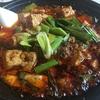 麻婆豆腐発祥の地で麻婆豆腐を食す:成都にて