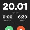 ひとり30kmマラソン大会