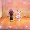 【どうぶつの森】10人目の住民!ピンクのカンガルー マリアちゃん【あつ森】
