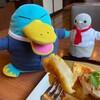 今日はフレンチトーストの日!桜珈琲でスイーツの午後だよ(436)