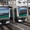 祝‼︎ 相模鉄道⇄JR線直通運転開始‼︎ E233系の特急⁉︎