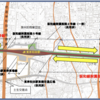 大阪府岸和田市 JR阪和線東岸和田駅周辺道路の一部を供用開始