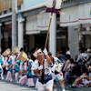 北海道高知県人会&県庁正調クラブ:よさこい祭り@高知・菜園場競演場・10日