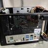 PT2録画PCのアンテナケーブル交換とか