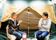 ソロキャンプって何が楽しいの? ヨッピーが、芸人ヒロシに「ソロキャン」の魅力を聞いてみた