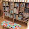 ご寄付の本と、本棚と。