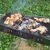 【オルかな農園で、BBQを開催しました!】