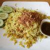 カオモックガイ(タイ風チキンビリヤニ)食べくらべ