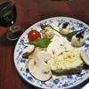 【カッテージチーズ】でワインのおつまみ 1口大のチーズボール