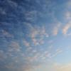 夕暮れ景色~その52『羊雲』