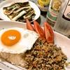 挽肉のタイ風炒めご飯(中国妻料理)