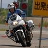 青森県警察 第43回県下警察白バイ安全運転競技大会 2017