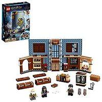 【レゴレビュー】レゴ LEGO ハリーポッター ホグワーツの教科書 呪文学 76385