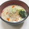 糖質&脂質制限メニュー。糖質ゼロ麺で簡単豆乳ゴマスープ