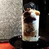 廚 otona くろぎ @上野 和パフェ最高峰 黒蜜きなこパフェ