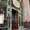 パリ リヨン駅中にあるゴージャスなレストラン『Le Train Blue』