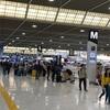 JGC修行第一弾④羽田から成田へ。成田空港JALサクララウンジはしご