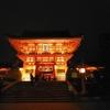 伏見稲荷 夜の参拝
