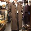 men's Bal collar coat !!