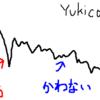 仮想通貨のトレードで損をしない為のコツと心構え【下落チャート編】