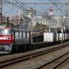 3月24日撮影 東海道線 平塚~大磯間 貨物列車撮影 1155ㇾ 1097ㇾ 2079ㇾ