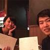 インタビューゲーム日記  no.32  〜「ふっふっふぃ〜」〜