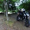 【バイク】ぼっちキャンプツーリングに行ってきたハナシ