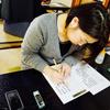 およそ我を信ずれば必ず感ず…初めての写経は運命の「感応場所」in静岡県袋井市♡