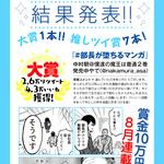 第2回くらツイ漫画賞 結果発表!!