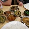 インドのコルカタで食べ歩き