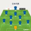 AFCアジアカップ 日本VSサウジアラビア戦