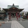 羽田神社にお参りしてきました
