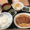 「なか卯」の夜定食