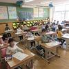 1年生:小学校2日目の朝