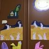 【1歳4歳育児】9月の壁面製作①【季節を感じる家庭学習】