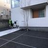 川崎市 絶賛施工中―シンボルツリーは別腹です!