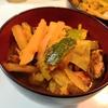 【1食40円】かぼちゃ魯肉飯みそ汁の自炊レシピ