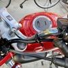 【超簡単】モンキー125にデイトナのバイク専用電源USBポート(97041)を取りつける方法