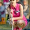おいろけゴルフ選手、アン・シネさん♪