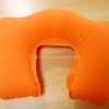 バス旅の必需品…U字型空気枕