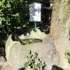 加藤神社の石造物