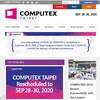 COMPUTEX TAIPEI (コンピュテックス タイペイ)が9月28日~30日に延期された話