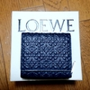 続々・やくとの財布事情 LOEWEの二つ折り財布