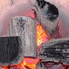 炭火で焼いも美味しいな