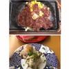 ☆ ステーキとお寿司 ☆