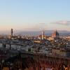 【年末のベルギー・イタリア旅行】5日目 フィレンツェ散策とミケランジェロ広場